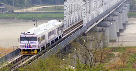 DMZ Peace Train